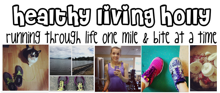 Healthy Living Holly: Running Through Life, One Mile & Bite at a Time