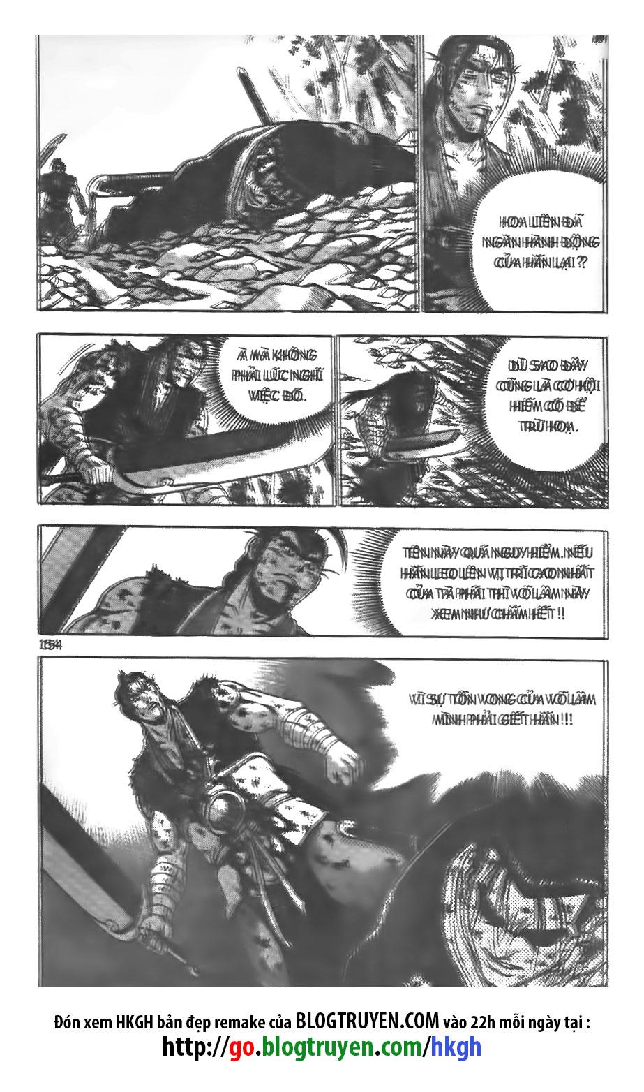 Hiệp Khách Giang Hồ - Hiệp Khách Giang Hồ Chap 263 - Pic 9