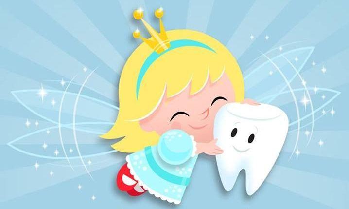 Provas de existência da fada do dente