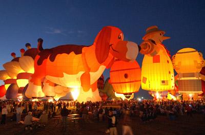 Albuquerque Balloon Festival7