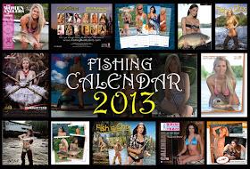 FISHING CALENDAR 2013