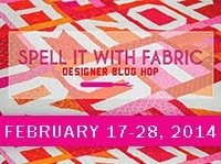 Spell it with Fabric