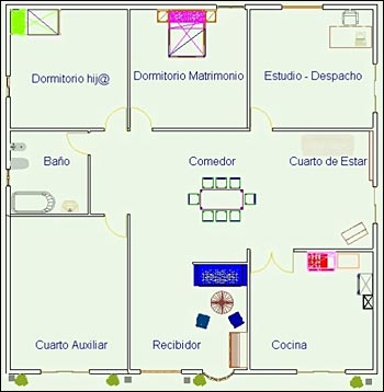 Inmobiliaria la calera real estate la calera for Casas feng shui arquitectura