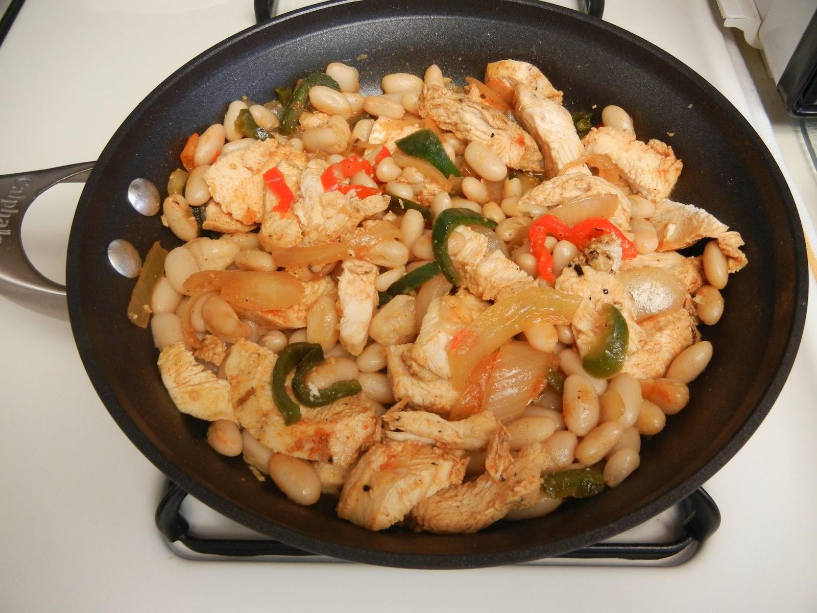 Chicken+Asada+with+Beans+Trader+Joes+Eggface Weight Loss Recipes New Product Alert   Trader Joes (Joses) Chicken Asada
