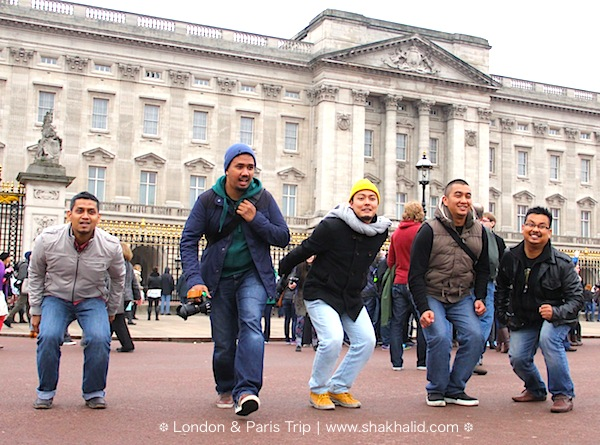 premium beautiful - Buckingham Palace 1
