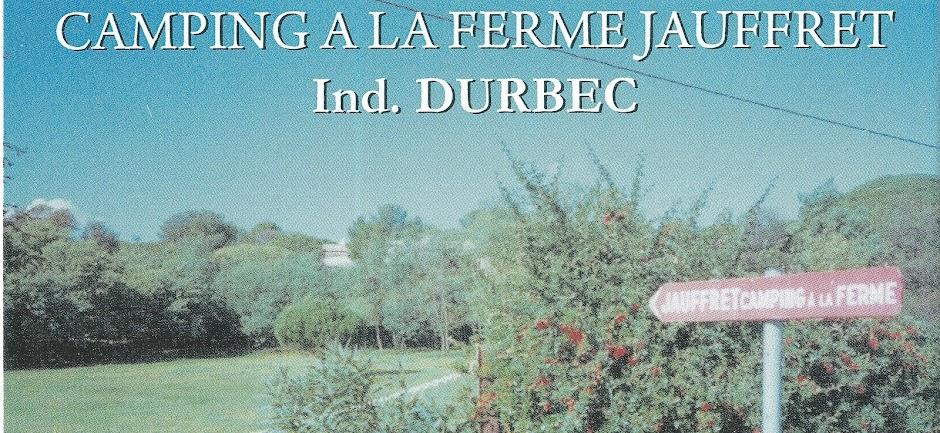 Camping à la ferme Jauffret