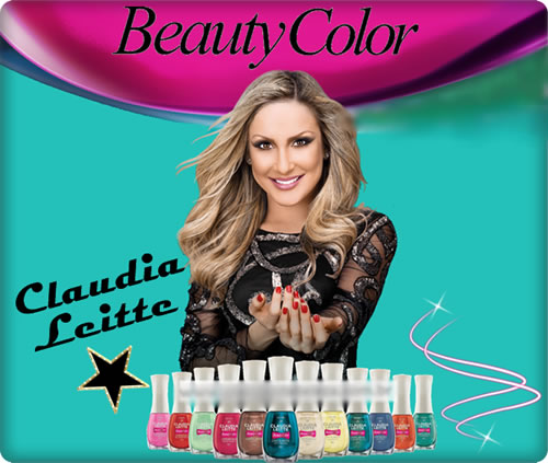 Propaganda Beauty Claudia Leitte