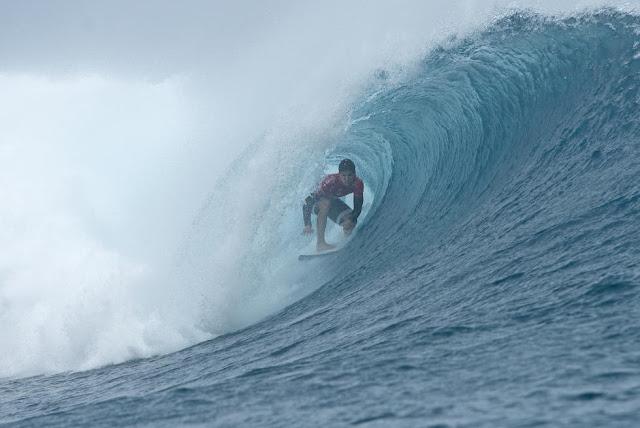 5 Gabriel Medina Billabong Pro Tahiti Foto WSL Stephen Robertson
