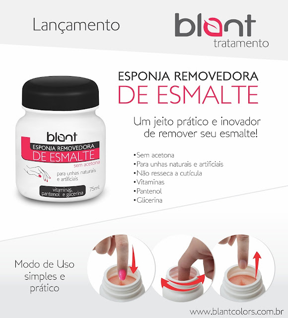 Blant - Esponja Removedora