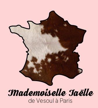 Mademoiselle Jaelle de Vesoul à Paris