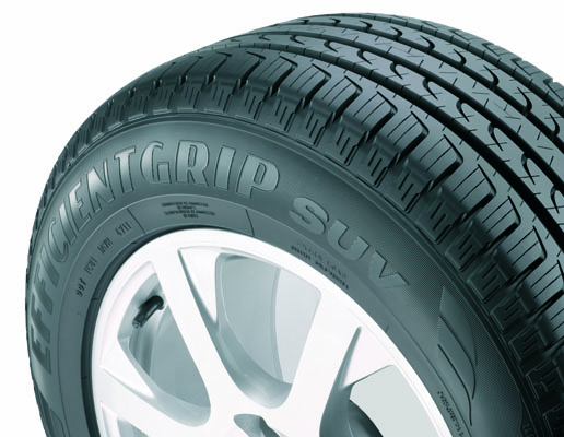 goodyear launches efficientgrip suv goodyear 39 s quietest. Black Bedroom Furniture Sets. Home Design Ideas