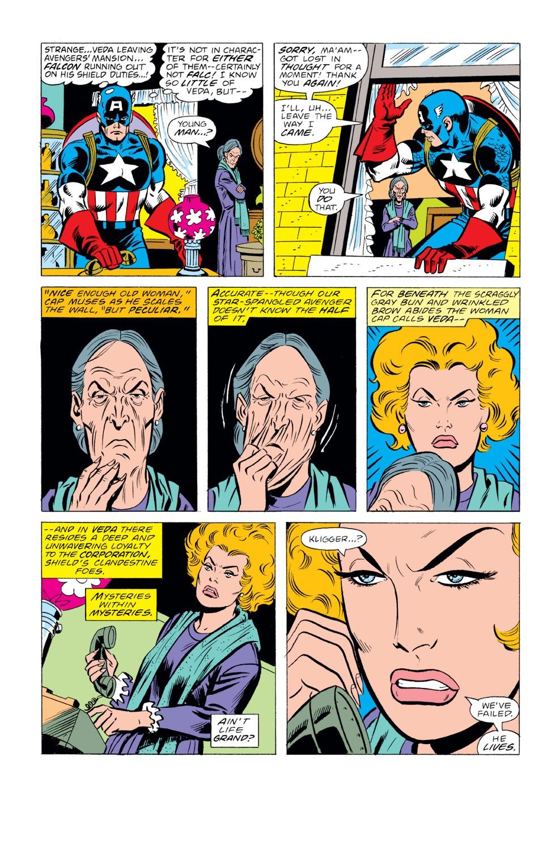 Captain America (1968) Issue #222 #136 - English 7