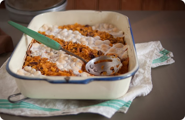 Sweet and Simple Magazine: Food & Drink * Thanksgiving Sweet Potato ...