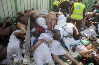 Punca sebenar insiden rempuhan di Mina sehingga mengorbankan 717 orang terjawab!