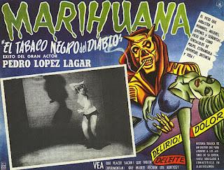 Marihuana (1950 - El tabaco negro del diablo)