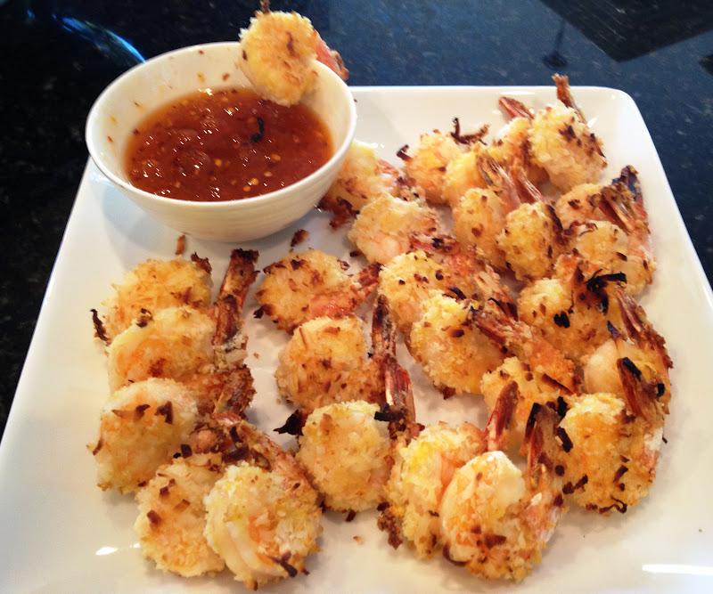 Easy baked coconut shrimp recipes