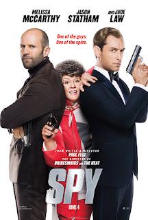 Spy (2015) – สปาย [พากย์ไทย/บรรยายไทย]