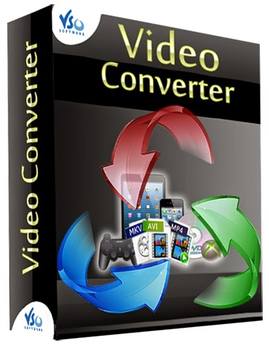 Download VSO Video Converter v2.0.0.35 Final + Patch