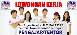 Lowongan Kerja Pengajar JILC Makassar