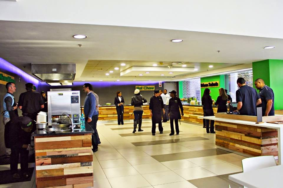 Eatfresh opens new canteen at Discovery Head Office