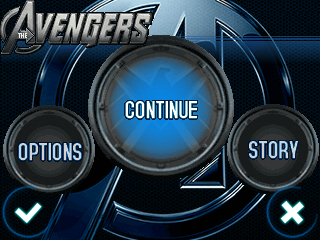 Download Game The Avengers Java