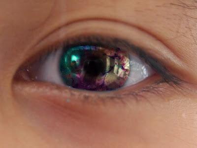 Eye Reflection Photoshop Teen DIY: Eye R...
