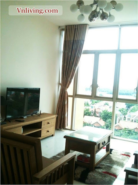 Apartment for rent 2 bedrooms in The Vista An Phu furnished