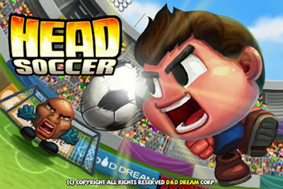 head soccer iphone logo