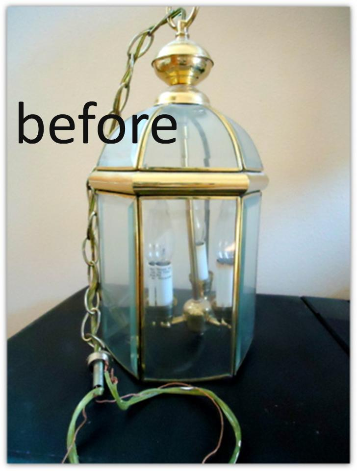 Wall Lamps Pottery Barn : It's Written on the Wall: Pottery Barn Weston Lantern / Lamp Knock-Off TUTORIAL