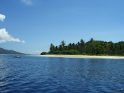 And situated some 230 kilometers from the heart of Mati City is an island . (pujada island)