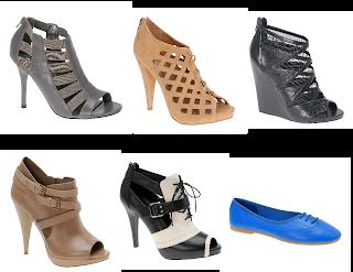 6 Modelos de sapatos femininos lindos