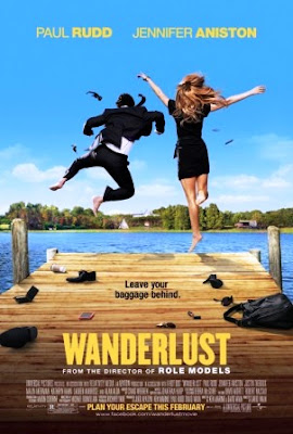 Wanderlust (2012) movie poster pelicula