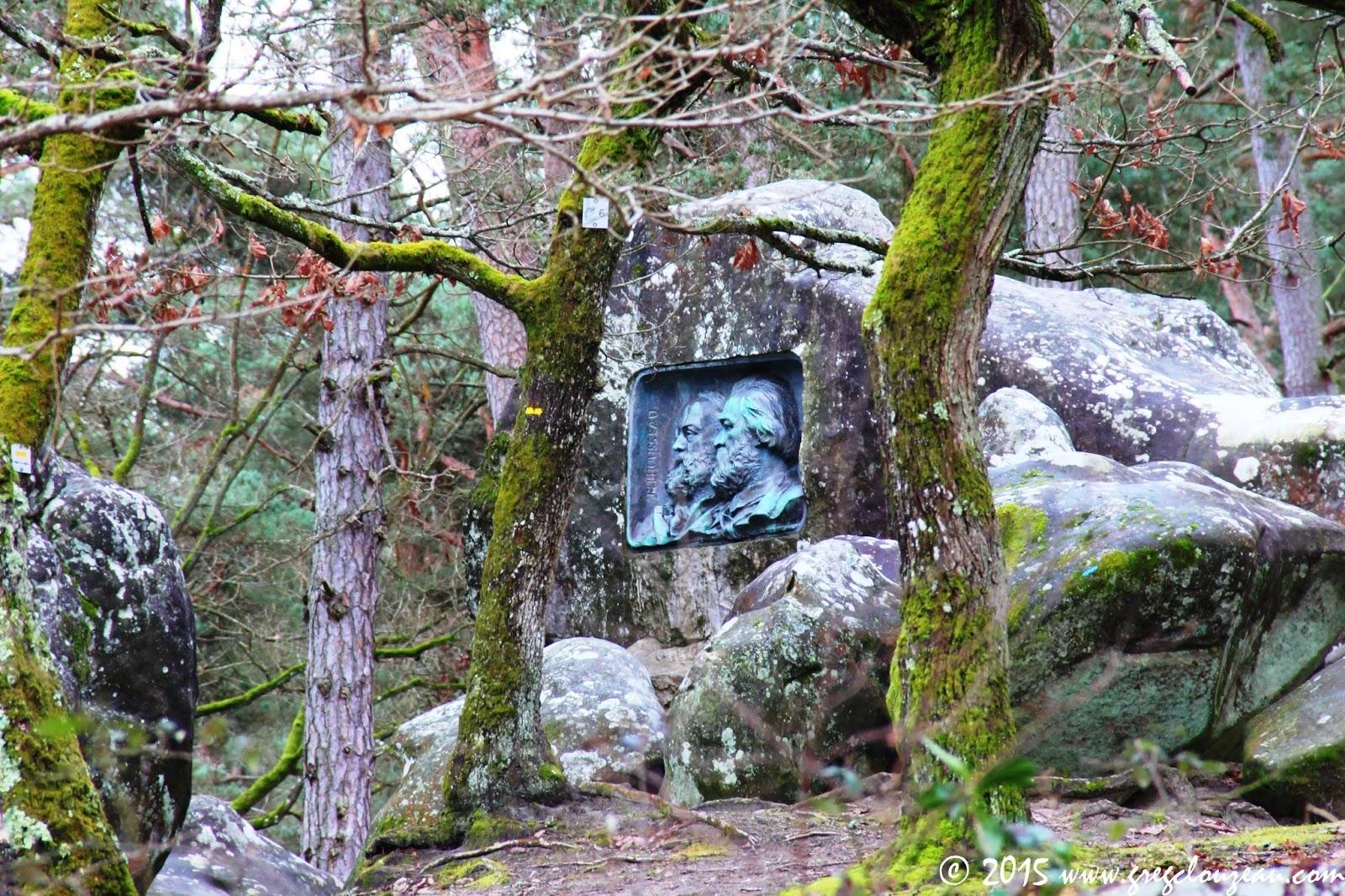 Les peintres de barbizon - Paysagiste fontainebleau ...
