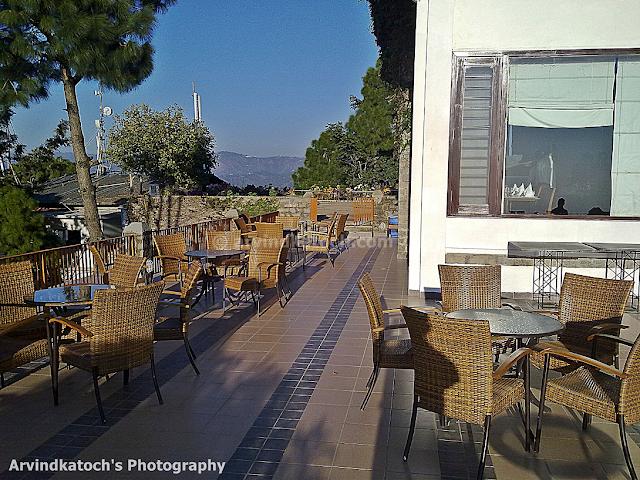 Timber Trail, Parwanoo, Hotel, Balcony, Open, Restaurant