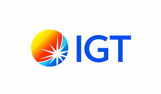 IGT logo.  Sponsoring Brighter Futures Award Luncheon. 2015. Diamond Sponsor.