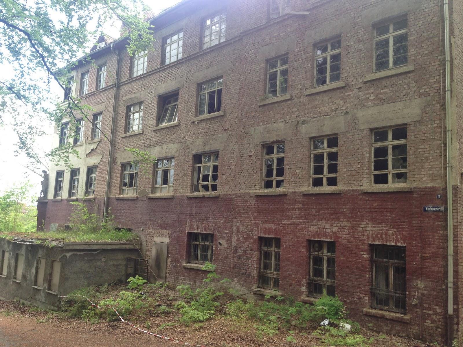 Urbex crew 69 kinderheim hilde coppi schleusingen - Haus 69 ...