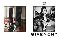 GIVENCHY SS2018 AD CAMPAIGN