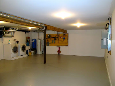utilitarian basements can be useful also from the standpoint of