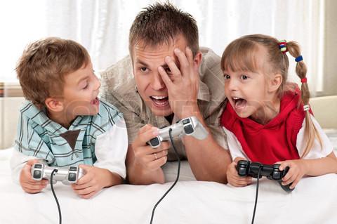 6 games kids should not play violent shooting