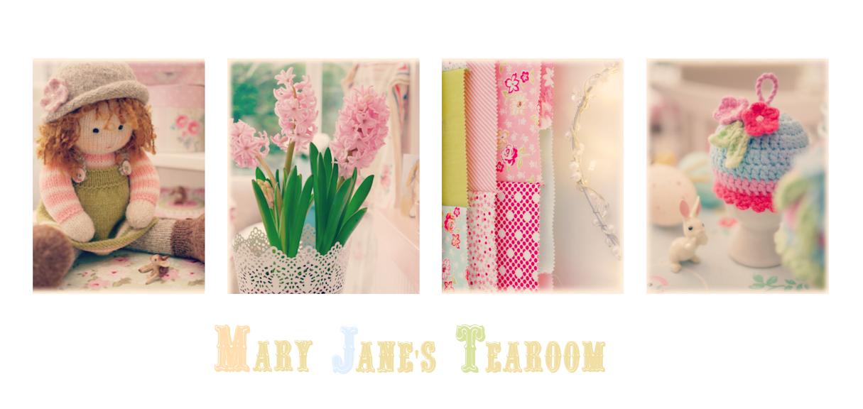 Mary Jane's TEAROOM