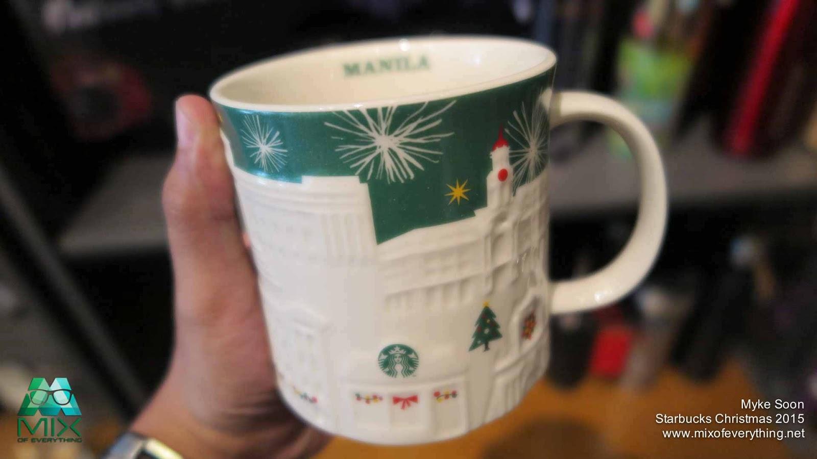 Starbucks Christmas 2015 Holiday Merchandise! - Hello! Welcome to ...