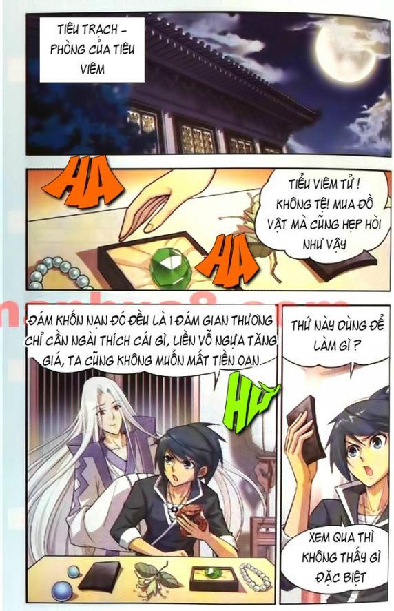 Đấu Phá Thương Khung chap 5 page 25 - IZTruyenTranh.com