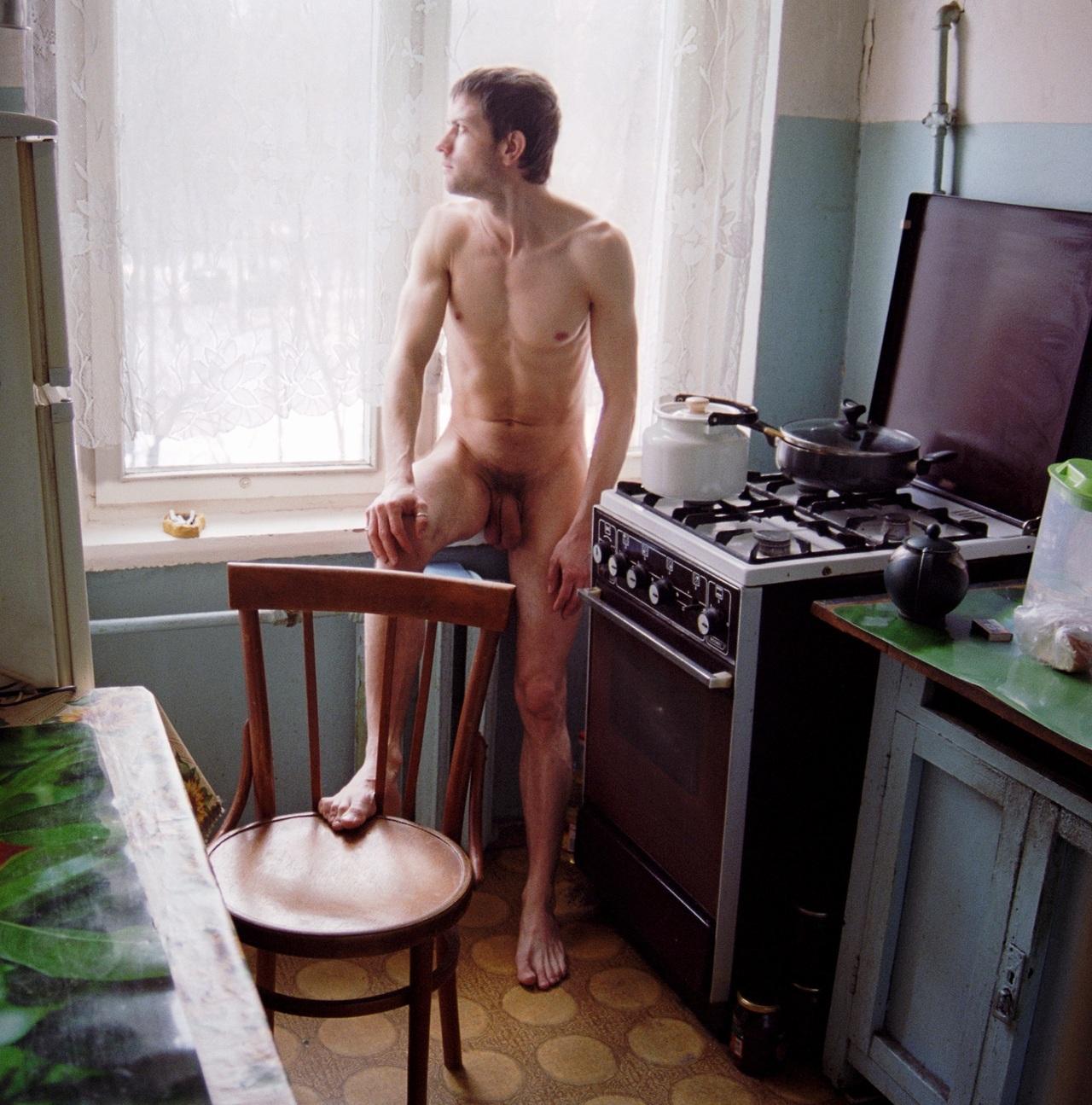the naked kitchen photo