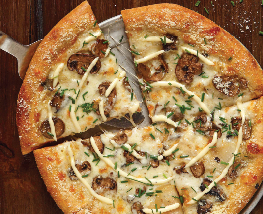 Lunchboy Says Mellow Mushroom Elevates Pizza