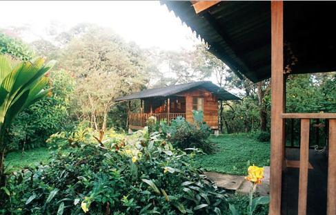Cabañas Los Copales - Directorio de hoteles hostales en Puyo Ecuador