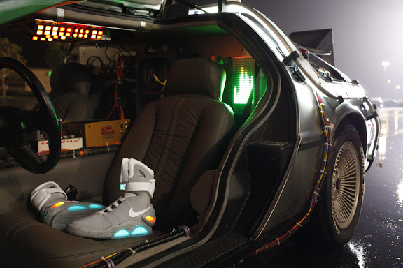 nike air mag shoes marty mcfly back to the future