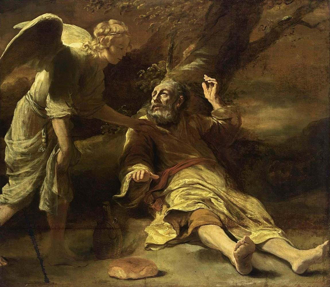 Medley Minute with Fr Sam: Having an Elijah Moment? Turn ...