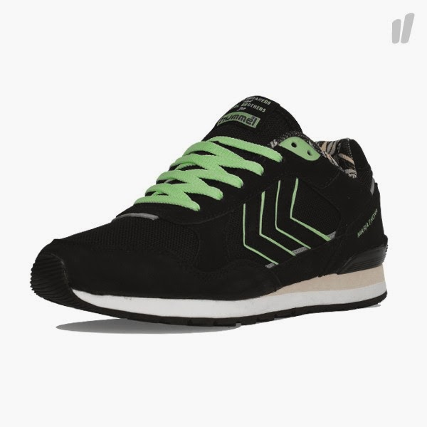 Hummel Marathona S for Sneakers x Créol Brothers