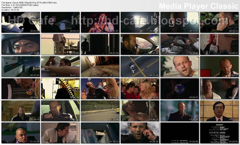 Crank 2006 video thumbnails