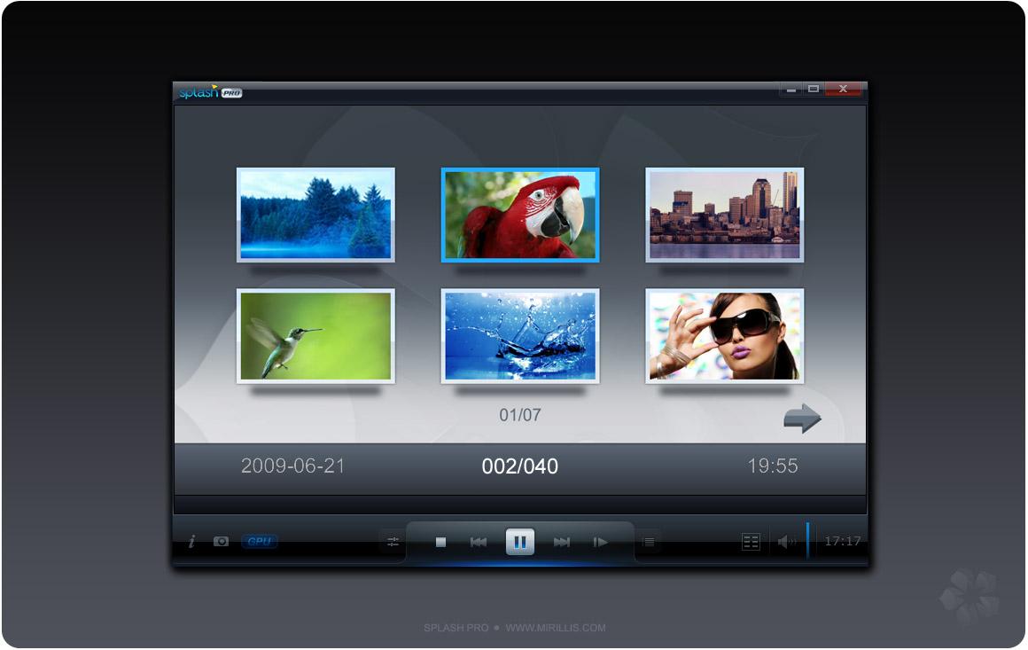 Free Download Splash Pro-The Ulmimate HD Player.V 1.8 - SoftMukut